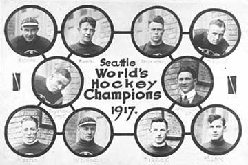 The history of hockey in Seattle