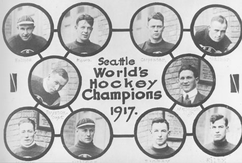 Seattle: Hockey World champions